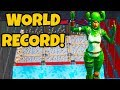 *OFFICIAL* WORLD RECORD!! Winners Announcement Video!! #CizzorzTimeTrials