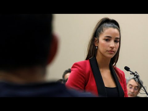 'I'm a survivor': US Olympian confronts abuser Larry Nassar in court