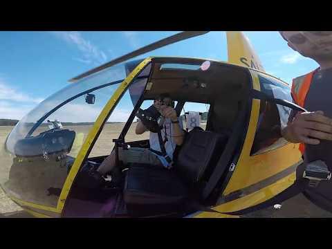 Radio Zielona Góra: Helicopter World Cup 2018 w Przylepie