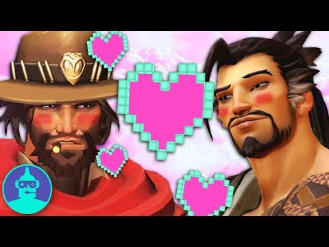 The NEW Most Popular Overwatch SHIPS YOU Should Know - Happy Valentines Day!! | The Leaderboard