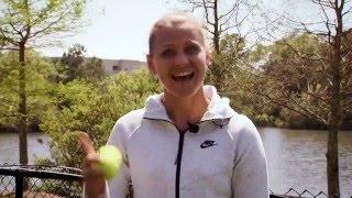 WTA Frame Challenge   Lucie Safarova