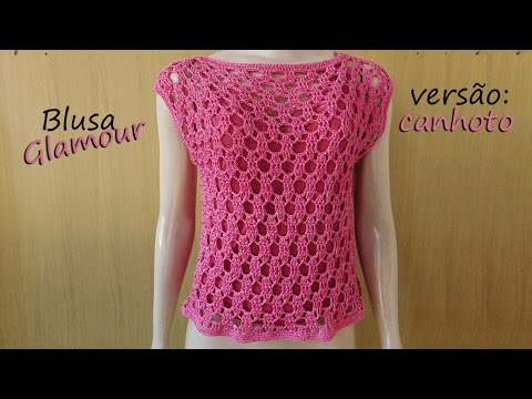 5cac7ccfd7 Blusa Glamour (P)