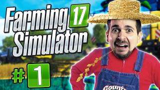 CROP CIRCLES | Farming Simulator 2017