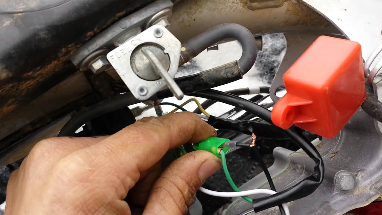 hight resolution of honda crf50 inner rotor kit how to install youtube honda crf250x wiring diagram honda crf50 wiring diagram
