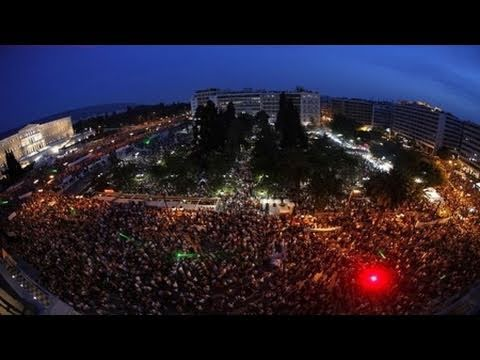 Austerity in Greece Meant to Break Workers' Resistance