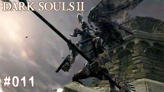 DARK SOULS 2 | #011 - Turm Gargoyle (Bosskampf) | Let's Play Dark Souls (Deutsch/German)