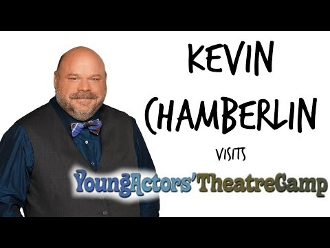 Kevin Chamberlin comes to CAMP YATC!