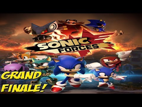 Sonic Forces! Grand Finale! - YoVideogames