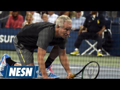 John McEnroe Has Dumb Take About Serena Williams