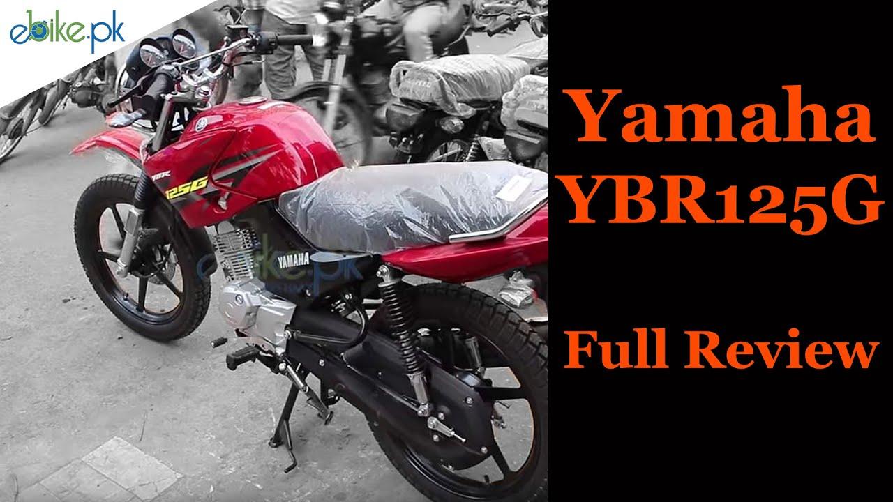 Yamaha Ybrg Pakistan  Review