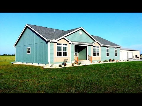 Rockwall Triplewide Modular Home For Sale In Kendall County TX Call 888-560-7191