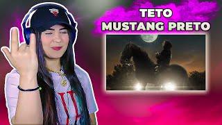 TETO - Mustang Preto [REACT Mah Moojen]