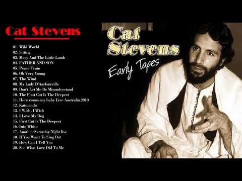 Cat Stevens - Cat Stevens Greatest Hits    Best Songs Cat Stevens ( Full Album Live) indir