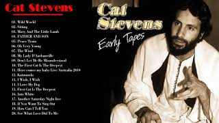 Cat Stevens - Cat Stevens Greatest Hits || Best Songs Cat Stevens ( Full Album Live)