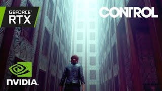 Control | Official RTX Ray Tracing Launch Trailer