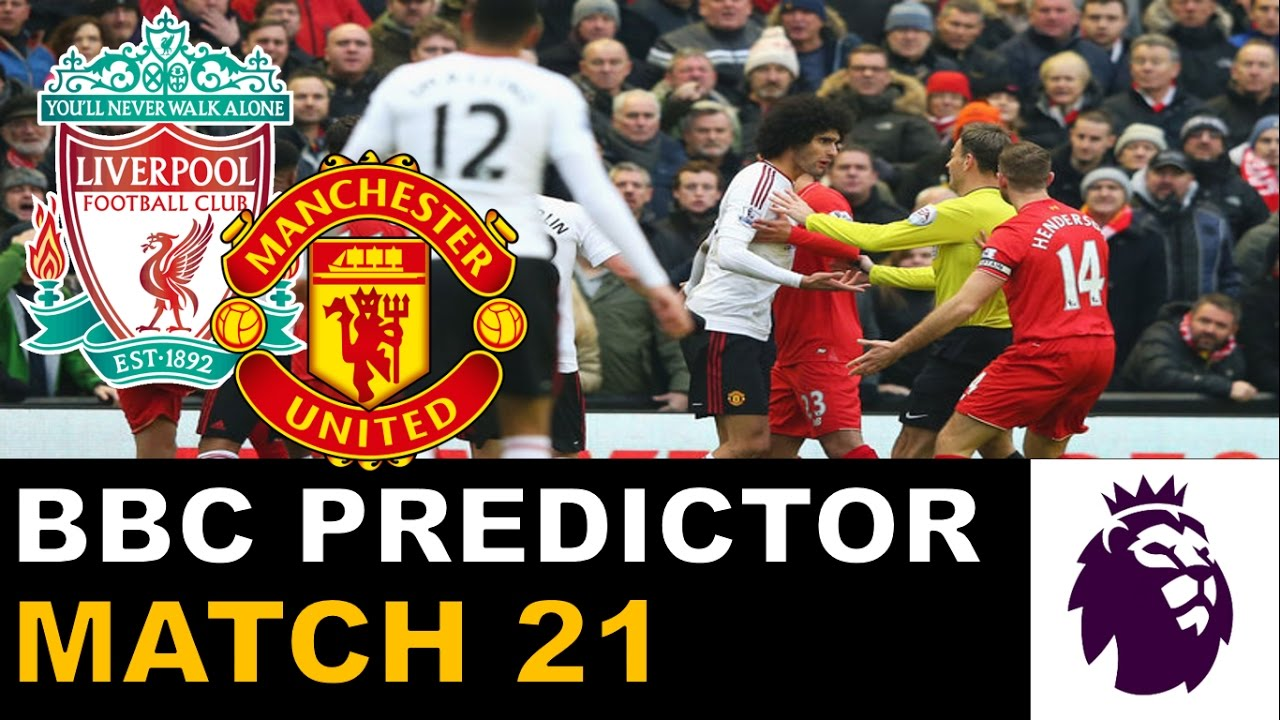 Bbc Predictor Premier League 2017 17