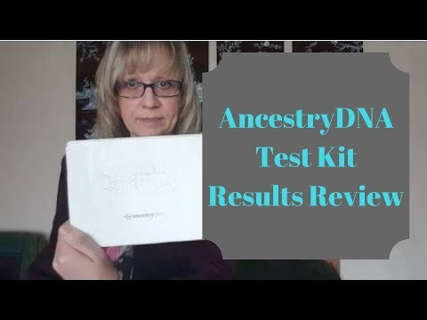 Ancestry Heritage Ethnicity DNA Test Kit Results Review Story Journey