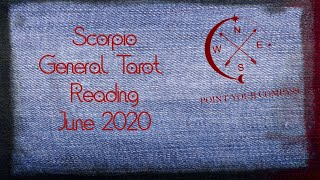Scorpio***Trying So Hard to Have This Relationship***June 2020 - 1st Week General Tarot Reading