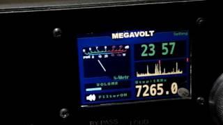 Homebrew Arduino/ AD9850 Antenna Analyzer