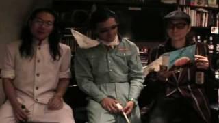 10月21日(水) 新宿ロフトでの「DRIVE TO 2010 少年少女工場」。その...