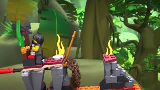 Kijk LEGO Ninjago 70753 Lava Falls filmpje