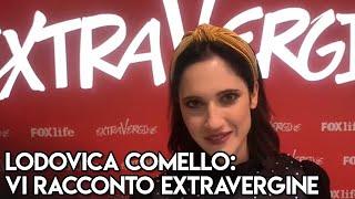 """Lodovica Comello: """"Vi racconto Extravergine"""". TvZoom.it"""