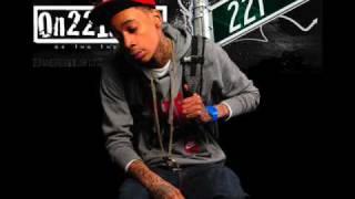 Wiz Khalifa - Burn After Rolling w/ lyrics