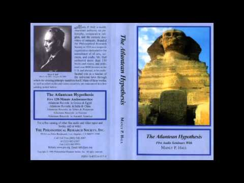Manly P. Hall - Atlantean Records in Africa & Polynesia