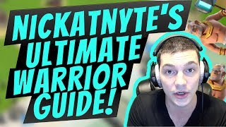 nickatnyte's Ultimate Boom Beach Warrior Attack Guide - With & Without Smoke