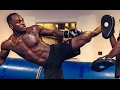 Derek Brunson training 2017 for Anderson Silva UFC 208