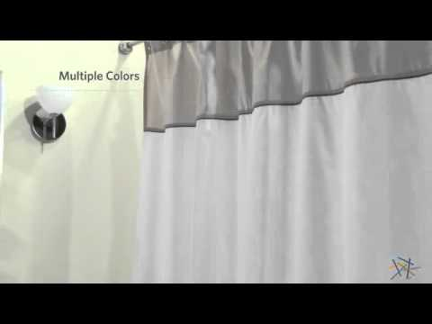 Carlisle Shower Curtain - Product Review Video