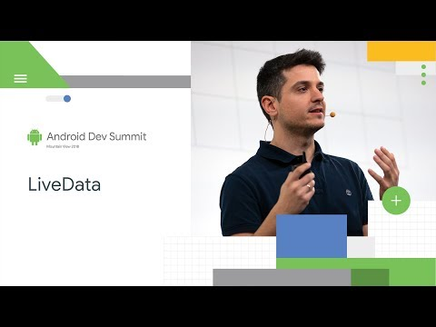 Fun With LiveData (Android Dev Summit '18)