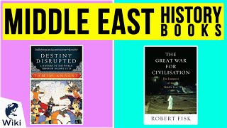 10 Best Middle East History Books 2020