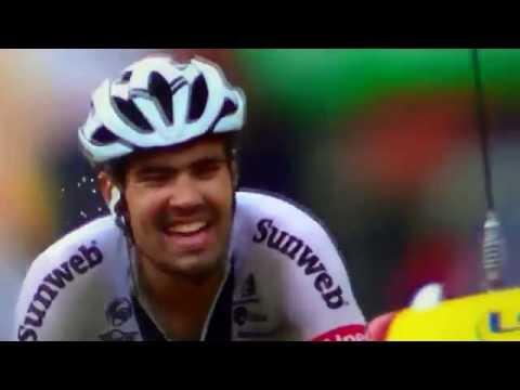 Tom Dumoulin 7: Koninginnerit Ronde Frankrijk / Tour de France / 10 Juli 2016/