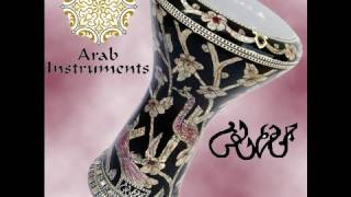 Solo darbuka / doumbek 3 - Gawharet El Fan Darbuka - belly dance -  ArabInstruments.com