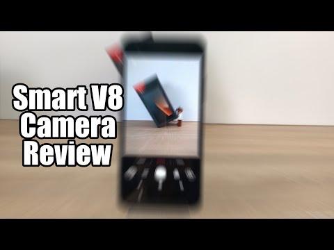 Vodafone Smart V8 Camera Review