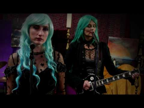"""The Dead Sailor Girls - """"Magic Potion"""" Official Music Video"""