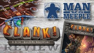 Clank! (Renegade Games) Review by Man Vs Meeple