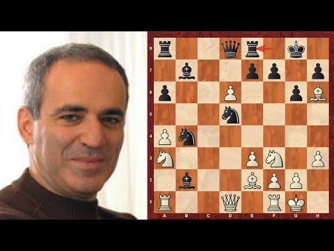 How good was Garry Kasparov at age 14?! Game vs Kengis - Riga 1977 using the dreaded London system!