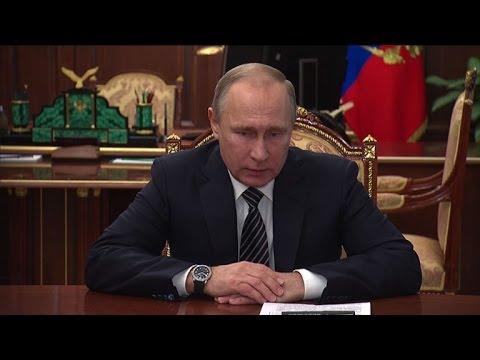 Syria regime, rebels agree nationwide ceasefire (Putin)