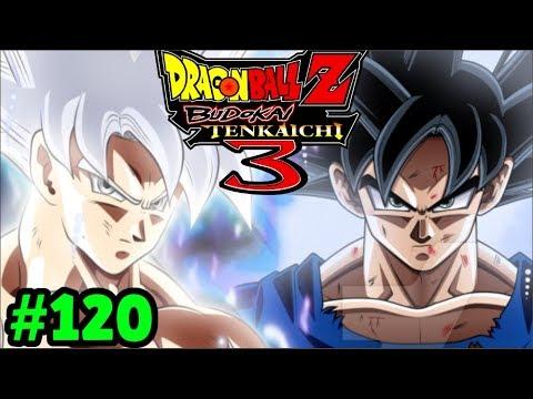 Goku Vô Cực Hoàn Thiện Đại Chiến Goku Vô Cực | Big Bang | Dragon Ball  Tenkaichi 3 - Tập 120