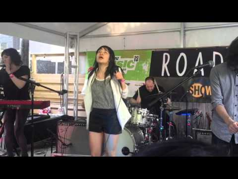 Thao & the Get Down Stay Down - Meticulous Bird - SXSW