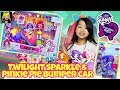 My Little Pony Equestria Girls Minis Theme Park Toys Unboxing | Twilight Sparkle + Pinkie Pie