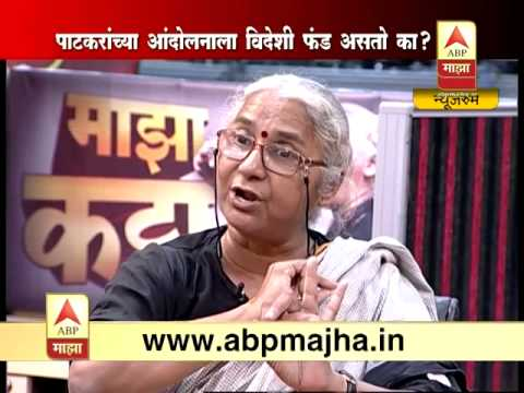 Modi exposed by Medha Patkar on Sardar Sarovar -1