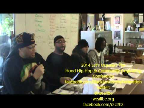 2014 Let's Organize The 'Hood: Hip-Hop, Student & Youth Activism