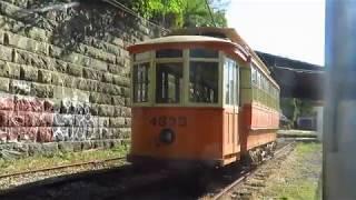Vintage Trolley Ride: 1904 Brill/Baltimore Transit Car 4533 - Baltimore Streetcar Museum