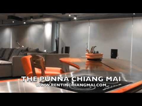 Amazing Penthouse in the Punna Chiang Mai