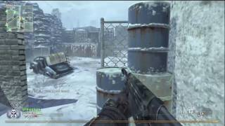 Call of Duty: Modern Warfare 2 Multiplayer Episode 65: Silence is Golden on Salvage