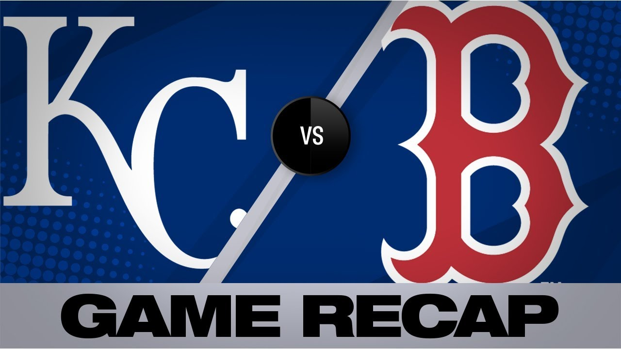 Travis, Devers back Porcello in win | Royals-Red Sox Game Highlights 8/5/19