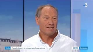 2018-09-27 Interview de Francis Joyon